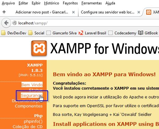 xampp-localhost